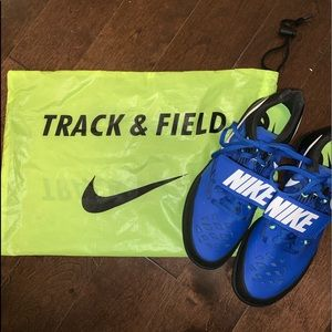 NWOT! Nike Track & Field Throwing Shoes